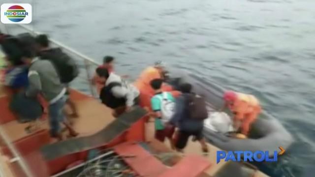 Proses evakuasi dilakukan terhadap 700 warga dan wisatawan yang trauma akibat gempa berkekuatan 7 SR.