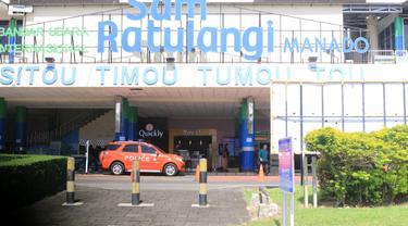 Bandara Internasional Sam Ratulangi Manado, pintu masuk jalur udara ke Sulawesi Utara.