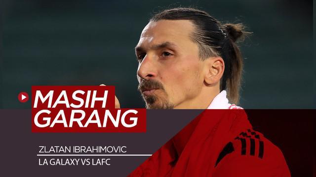 Berita Video Cetak Hattrick, Zlatan Ibrahimovic Masih Garang di Lapangan