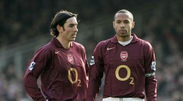 Robert Pires-Thierry Henry