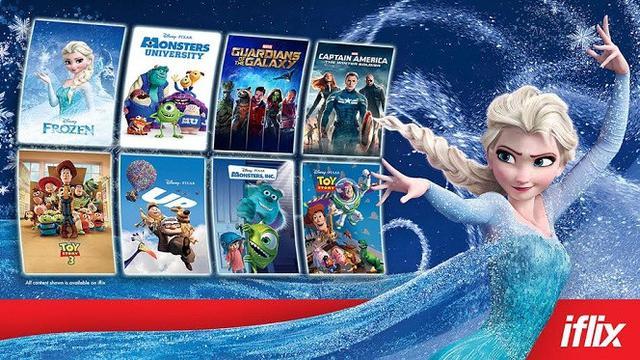 Asyik Iflix Kini Putar Semua Film Disney Dan Marvel Tekno Liputan6 Com