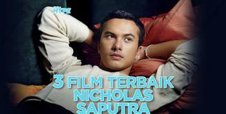 Apa saja film terbaik Nicholas Saputra selain AADC? Yuk, kita cek video di atas!