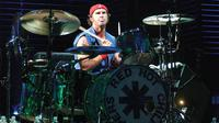 Drummer RHCP, Chad Smith. (David Atlas/Retna)