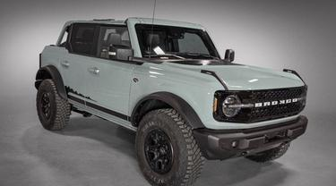 Ford Bronco. (Dok: Ford)