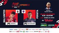 Bali Virtual Island Cup 2020 Episode Kedua, Arapenta Poerba Vs Redi Rusmawan. (Sumber: Vidio)