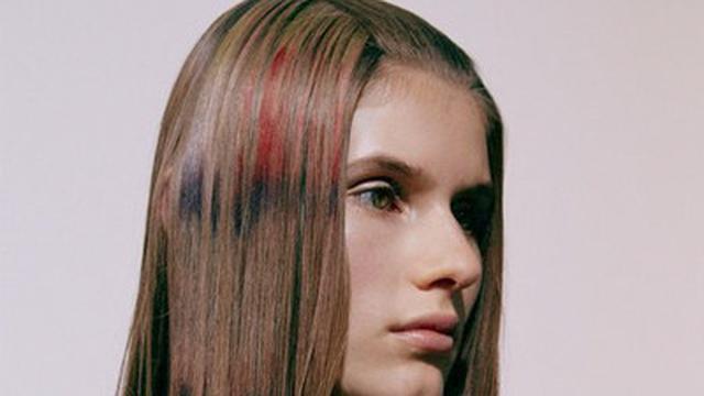 Tie Dye Hair Tren Warna Rambut 70 An Dari Resort 2017 Beauty Fimela Com