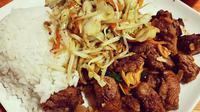 Beef teppanyaki (dok Instagram @tan_tanto_chan/https://www.instagram.com/p/BzFS91VA01M/Ossid Duha Jussas Salma)