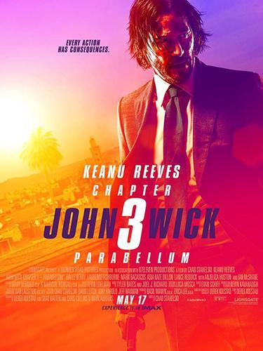 John Wick 3 (Lionsgate)