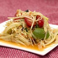 ilustrasi resep salad thai mangga/Image by Wow Phochiangrak from Pixabay