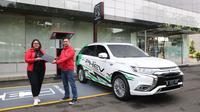 Begini Cara Mitsubishi Perkenalkan Outlander PHEV di Indonesia (PT MMKSI)