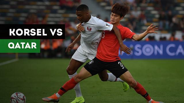 Berita video highlights perempat final Piala Asia 2019 antara Korea Selatan Vs Qatar yang berakhir dengan skor 0-1.