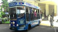 Bus Uncal di Bogor (Liputan6.com/ Achmad Sudarno)