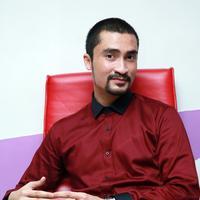 Foto profil Reza Pahlevi (Deki Prayoga/bintang.com)