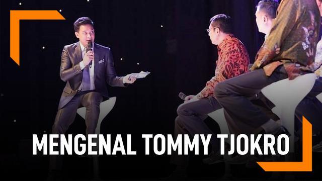 Tommy Tjokro Moderator Debat Kedua