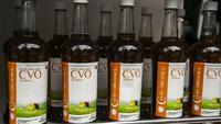 Obat herbal dari Afrika yang diklaim bisa mengobati Virus Corona COVID-19. (AFP)