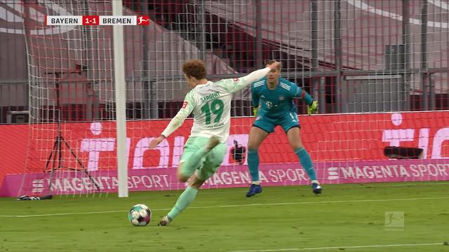 Berita video, Bayern Munchen ditahan imbang Werder Bremen di pekan ke-8 Bundesliga 2020/2021