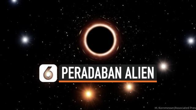 peradaban alien