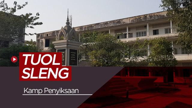 Berita video Vlog Bola.com kali ini berkunjung ke Tuol Sleng, Kamp Penyiksaan Masyarakat Kamboja.