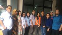 Jessica Kumala Wongso merayakan ulang tahun di Rutan Pondok Bambu Jakarta Timur (Nanda Perdana Putra/Liputan6.com)