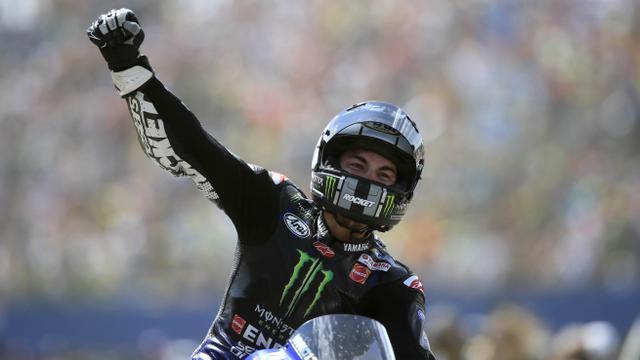 Juara di MotoGP Belanda Bikin Vinales Makin Lapar Kemenangan – MotoGP
