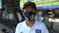 Pelatih Barito Putera, Djadjang Nurdjaman. (Bola.com/Erwin Snaz)