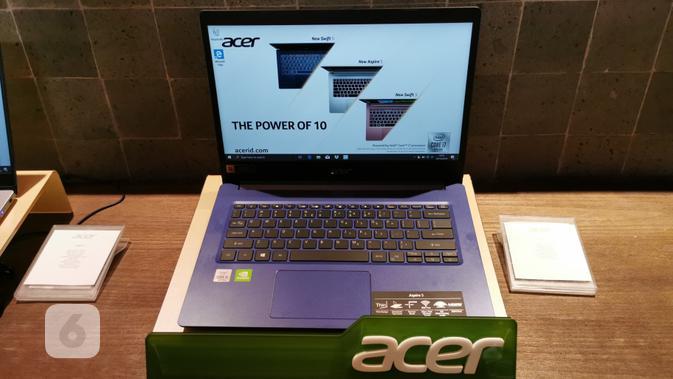 Acer Aspire 5. Liputan6.com/Mochamad Wahyu Hidayat
