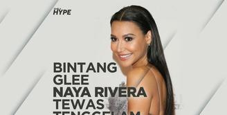 Bintang Glee Naya Rivera Tewas Tenggelam di Danau Piru