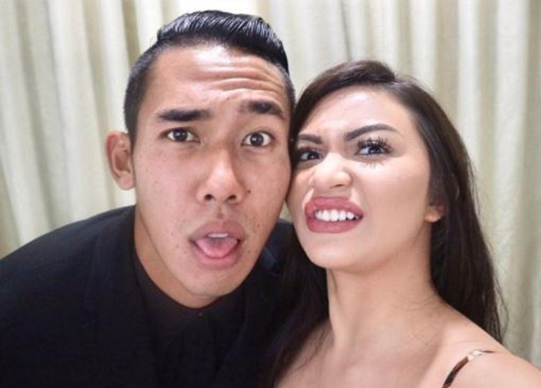 Ariel Tatum mengunggah foto bersamanya dengan kekasih baru, Ryuji Utomo (Instagram/@arieltatum)