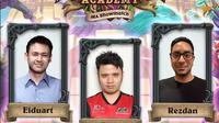 Wakil Indonesia pada turnamen bertajuk Scholomance Academy SEA Showmatch.