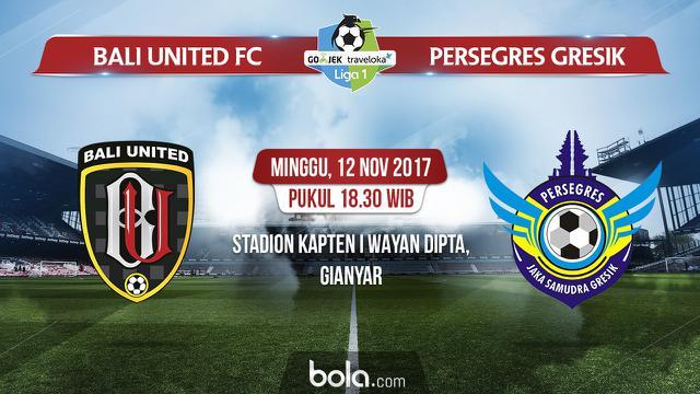 Bali United Fc Vs Persegres