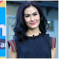 Ruben Onsu dan Iis Dahlia sambut baik perdamaian Dewi Perssik dan Angga Wijaya (Bintang Pictures)