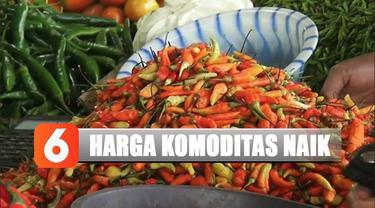Sejak satu pekan terakhir, harga tomat yang biasanya dijual Rp 6 ribu naik dua kali lipat menjadi Rp 12 ribu perkilogram.
