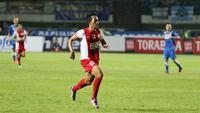 M. Rahmat Syamsuddin, PSM Makassar. (Bola.com/Nicklas Hanoatubun)