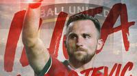 Ilija Spasojevic - Bali United dan Timnas Indonesia (Bola.com/Adreanus Titus)