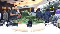 Penampakan Nikon Experience Hub di Grand Indonesia, Jakarta. (Liputan6.com/Agustinus M Damar)
