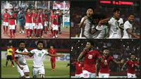 Perjalanan Timnas Indonesia U-16 di Piala AFF U-19 2018. (Bola.com/Wiwig Prayugi-Aditya Wany)