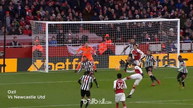 Lima gol terbaik milik Arsenal didominasi dengan kerjasama cantik pemain The Gunners. This video is presented by Ballball.