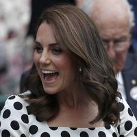 Kate Middleton. (AFP PHOTO / POOL / Gareth Fuller)