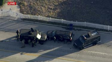 20151202-Lagi, Penembakan Massal di AS Tewaskan 14 Orang-California
