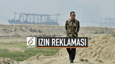Pengadilan Tata Usaha Negara (PTUN) Jakarta mengabulkan gugatan PT Taman Harapan Indah tentang pencabutan izin reklamasi pulau H.