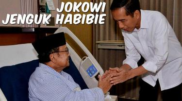 Video Top 3 kali ini ada berita terkait Presiden Jokowi menjenguk Presiden ke-3 RI, BJ Habibie. Berita selanjutnya perluasan kawasan ganjil-genap di Jakarta belum terjadi dampak signifikan terhadap kualitas udara dan Polres Purwakarta terus mendalami...
