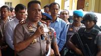 Kapolda Sumatera Utara Irjen Paulus Waterpauw. (Liputan6.com/Reza Perdana)