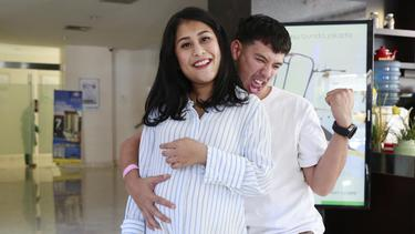 [Fimela] Tarra Budiman dan Gya Sadiqah