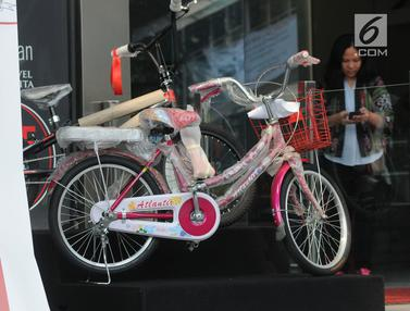 KPK Gelar Sayembara Sepeda Kasus Novel