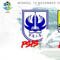 Liga 1 2018 PSIS Semarang Vs Persib Bandung (Bola.com/Adreanus Titus)