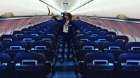 Profesi Unik, Remaja Ini Kerja Jadi Penguji Kursi Pesawat Baru (Business Insider)