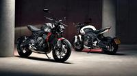 Triumph Trident. (Triumph Motorcycles)