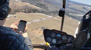 Mobilnya Dicuri si Pemilik Cari pakai Helikopter (Motor1)