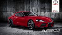 Toyota Supra A90 rencananya akan keluar di North America Auto Show 2019 di Detroit. (SupraMKV)