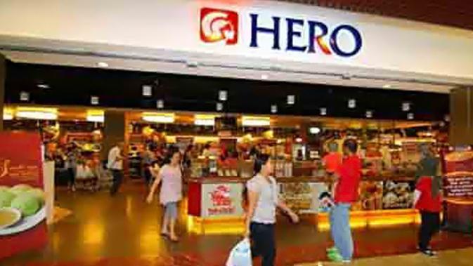 HERO Tingkatkan Layanan Gerai, Hero Kucurkan Rp 500 Miliar - Bisnis Liputan6.com